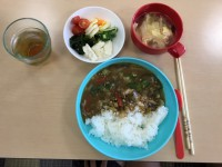 夏野菜カレー5